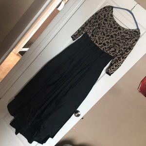 Eliza J evening dress